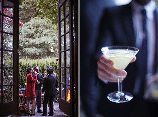 rustic mansion wedding