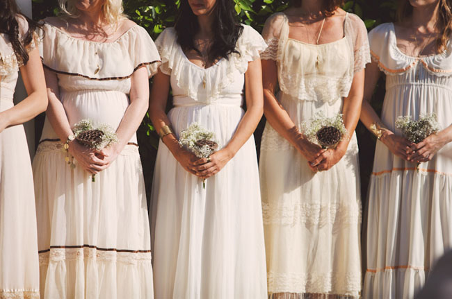 vintage bridesmaid dresses