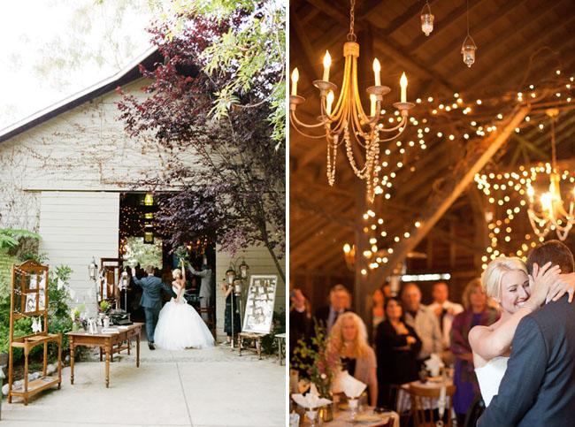 graf barn rustic wedding
