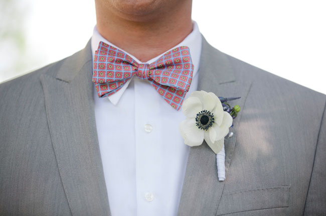 anemone boutonniere