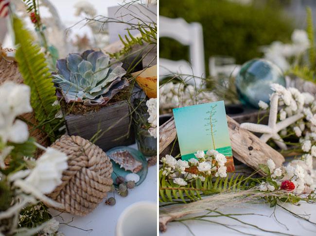 july 4th wedding inspiration beach