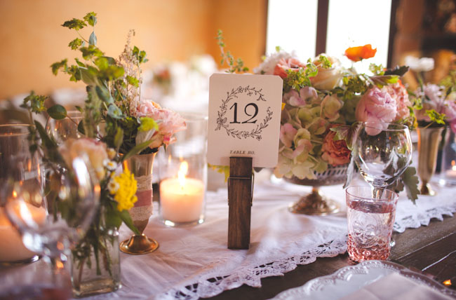 BHLDN table numbers