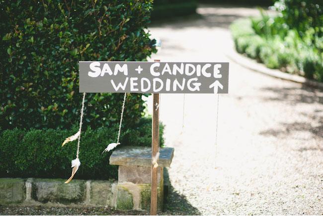 native inspired wedding