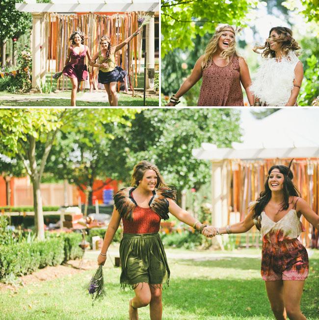 native dresses bridesmaids