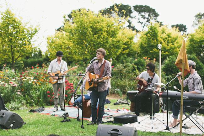 native wedding live band