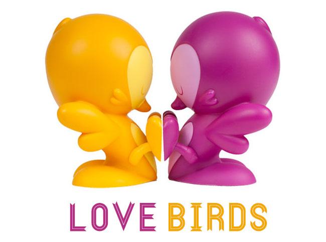 Lovebirds For Your Wedding