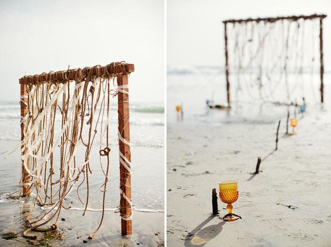rope beach altar