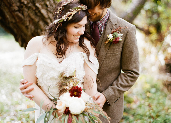rustic barn wedding