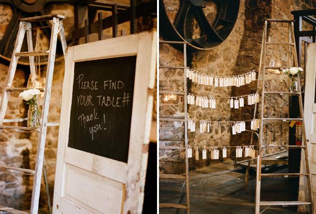 handmade fall barn wedding tara nick. Black Bedroom Furniture Sets. Home Design Ideas