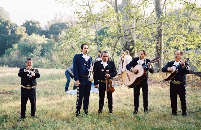 sunrise wedding mariachi band