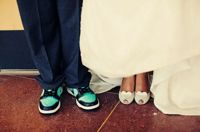 grooms sneakers