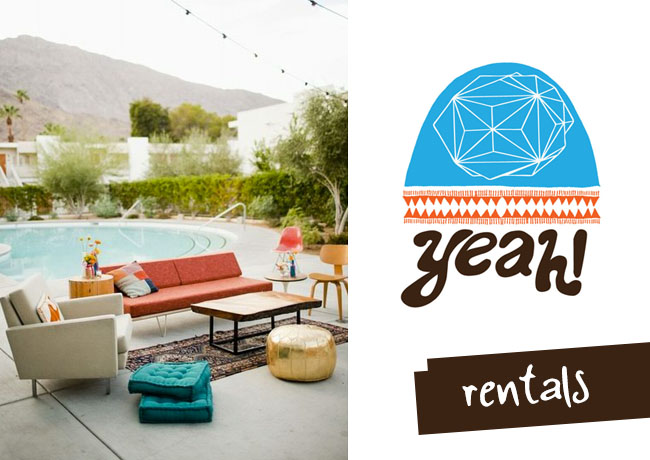 yeah rentals a modern furniture rental company green