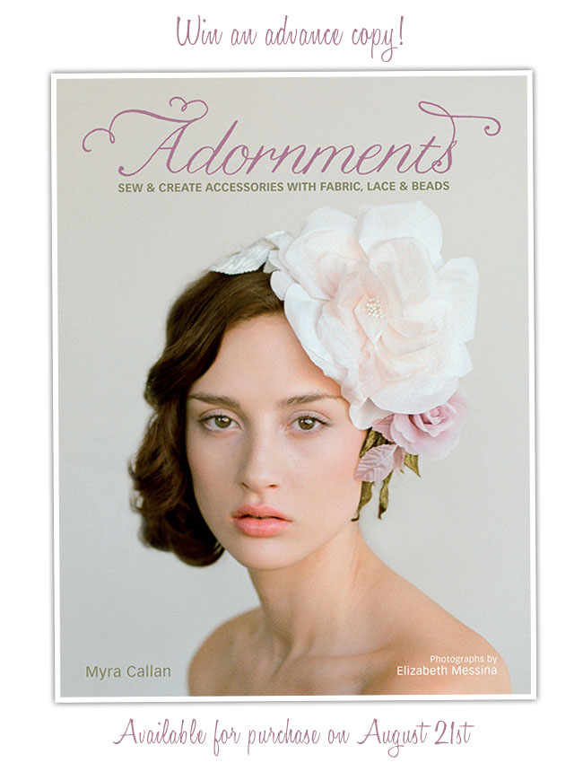 adornments book by Twigs & Honey