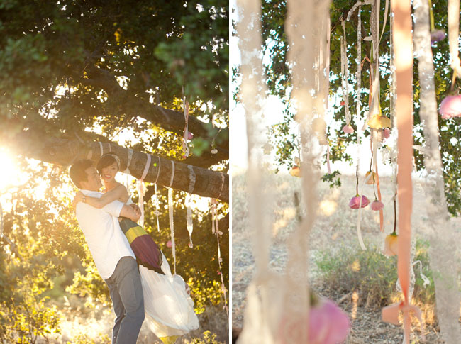 ribbon tree engagement