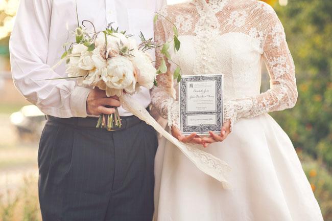 jane austen wedding inspiration