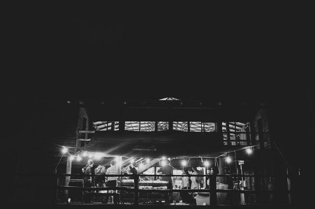 venue at night