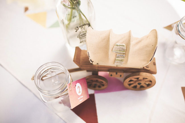 wagon table number