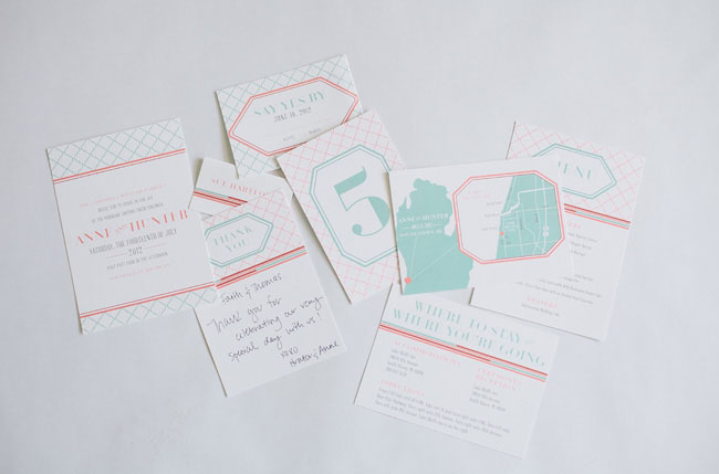 Beloved Indeed Wedding Invitations