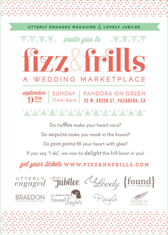 Fizz & Frills Wedding Marketplace