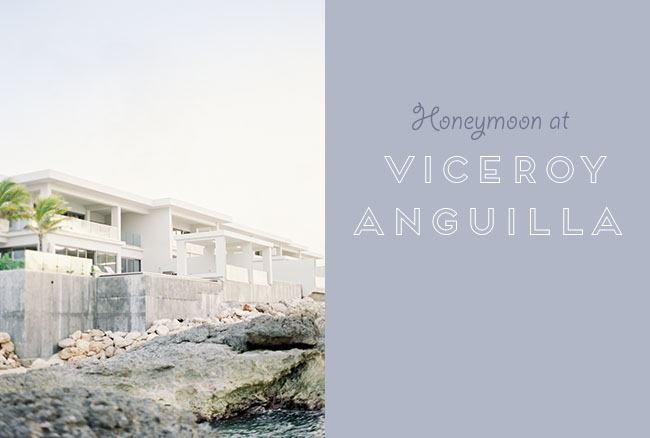 viceroy anguilla honeymoon