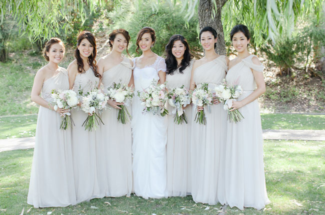 Romantic Wedding At Greystone Mansion Chriselle Allen