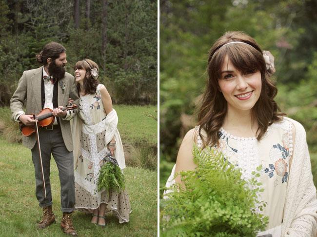 country boho wedding inspiration