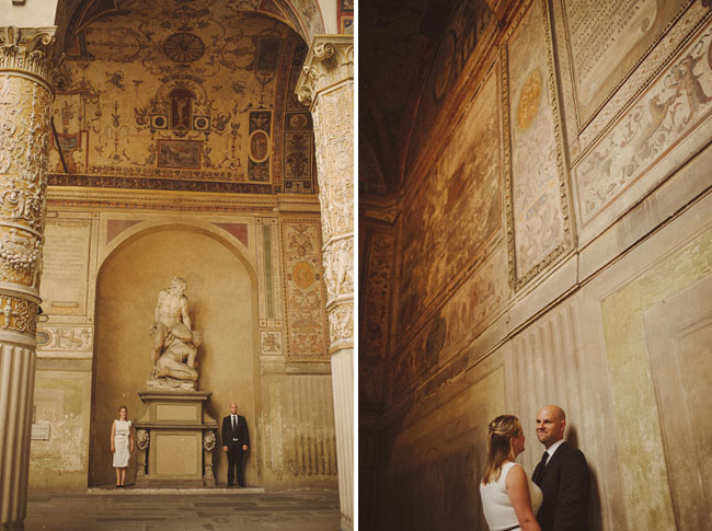 florence italy bride and groom