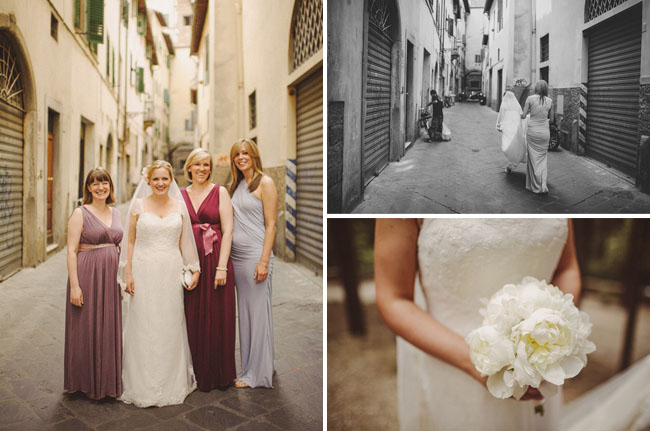 italy bridesmaids