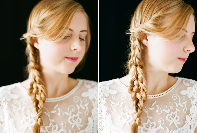 Mermaid Braid DIY
