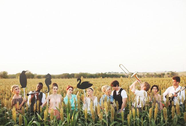 parade wheat