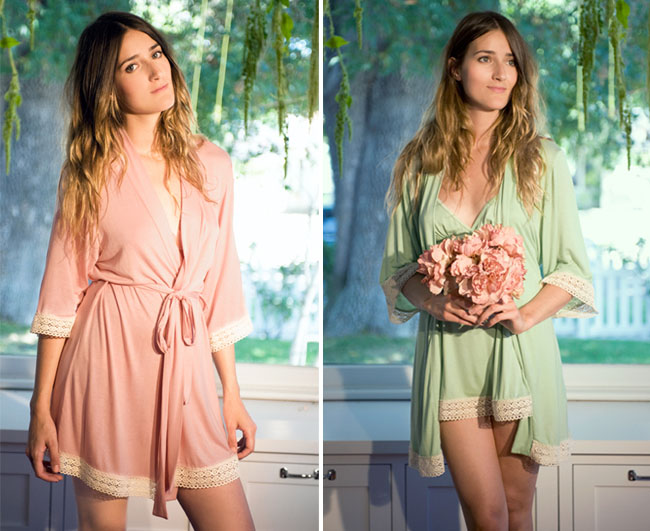 serendipity robes for bridesmaids