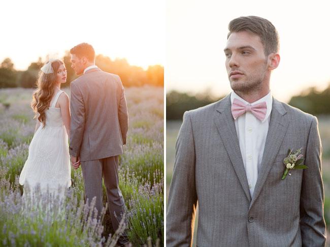 pink bow tie ruche
