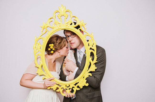 photobooth wedding