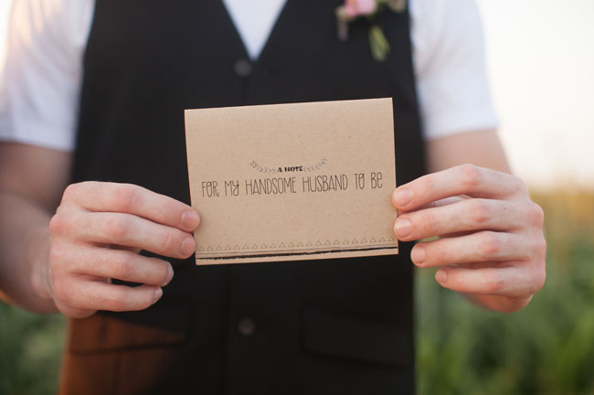 wedding in the fields inspiration