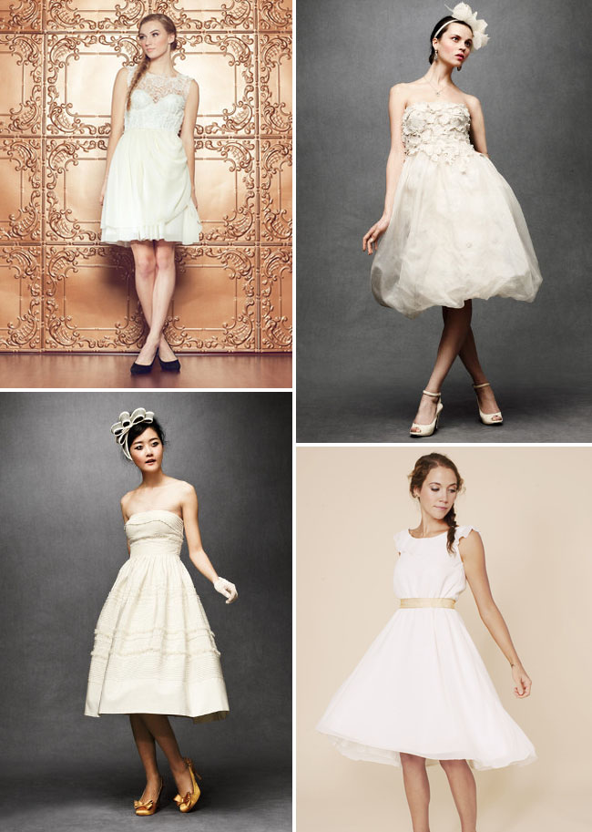 ahort wedding dresses for under $1000