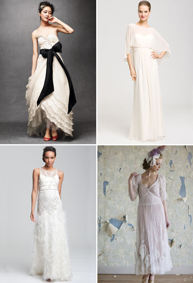 Our 16 Favorite Wedding Dresses For Under 1000 Green