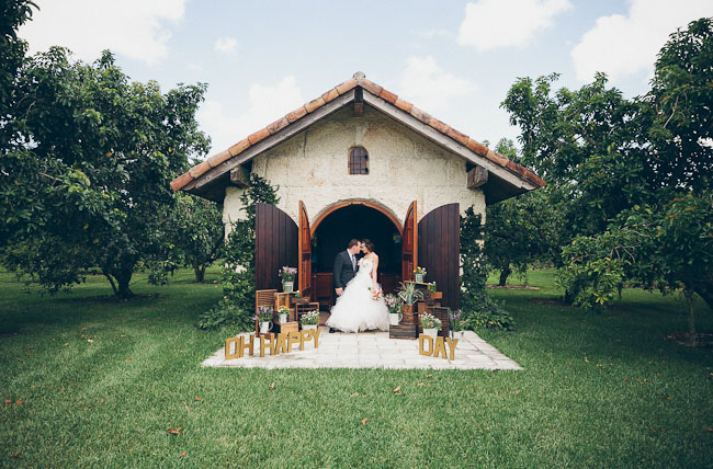 Country Brunch Wedding at Estancia Culinaria