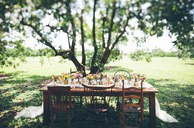 country brunch wedding inspiration