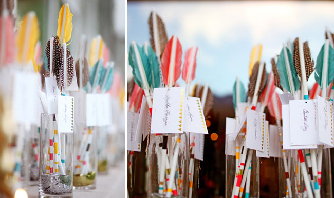 arrow-wedding-details-place cards