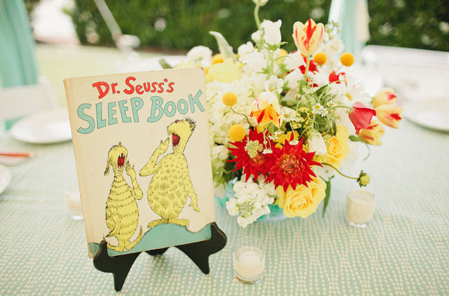 dr seuss book tables