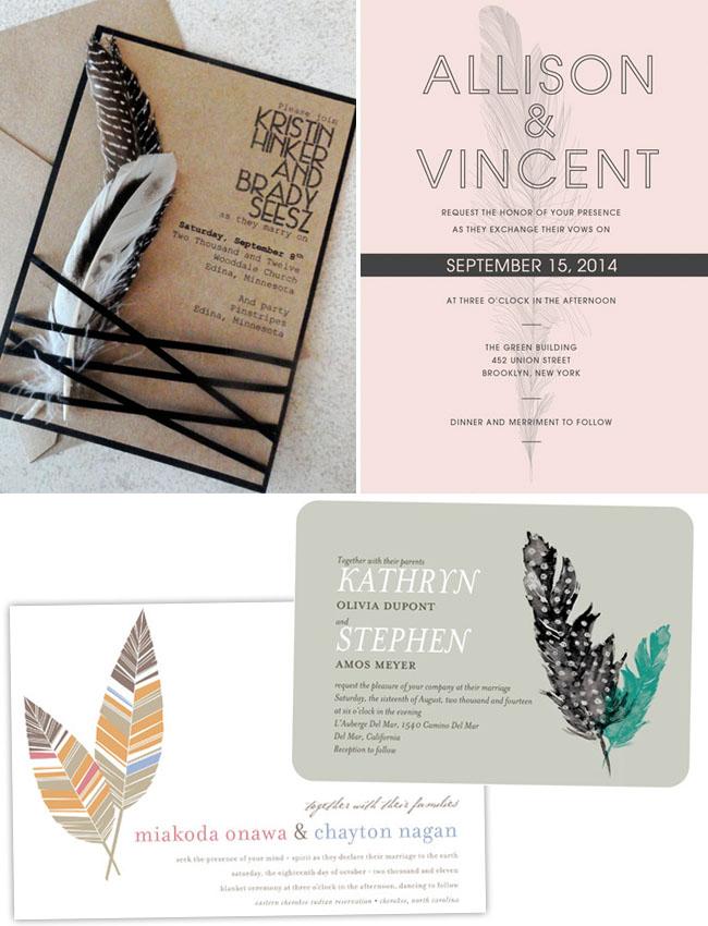 feather-invites