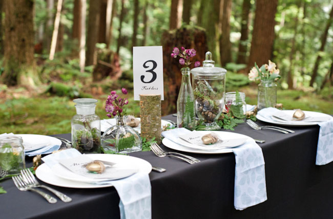 Whimsical forest wedding inspiration for 101 forest wedding decoration
