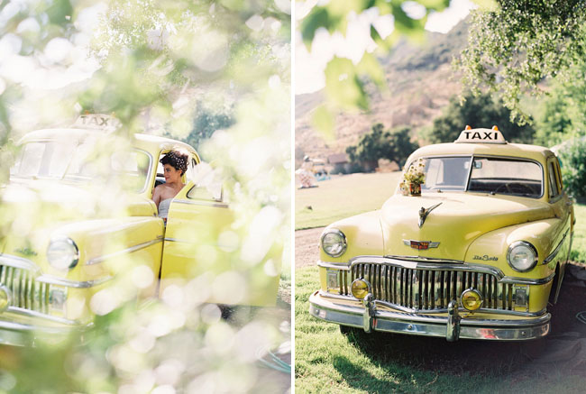 glamping engagement taxi