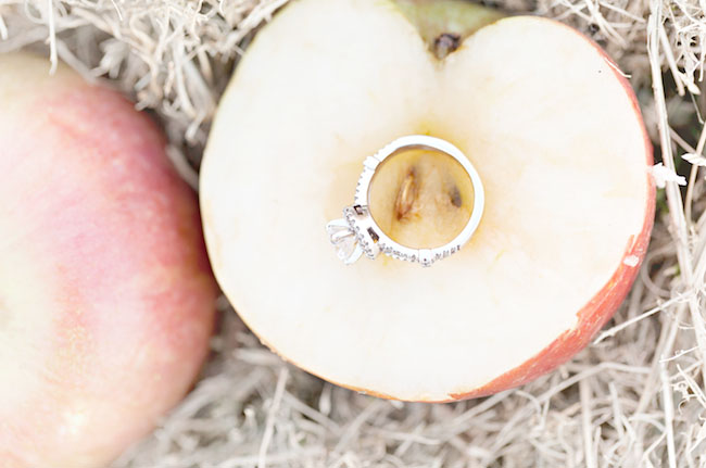 ring on apple