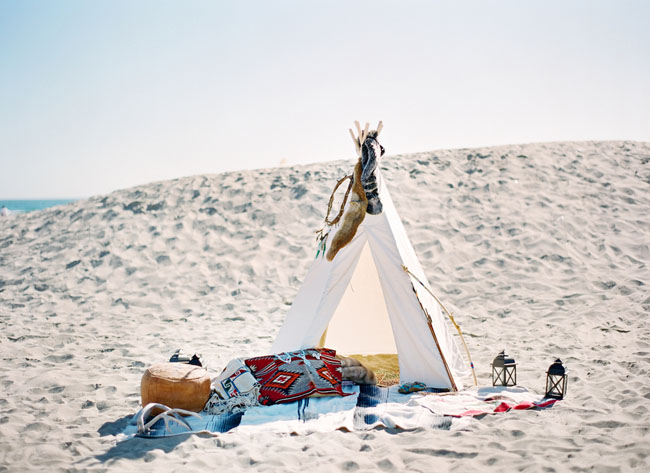 indian summer tent