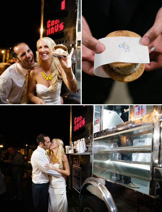 cool haus sandwich wedding