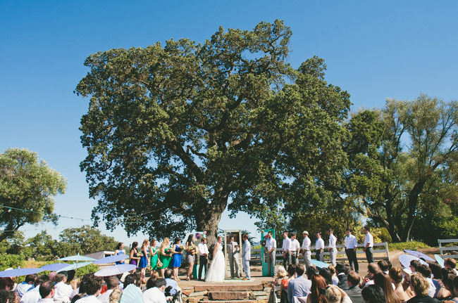 santa margarita wedding