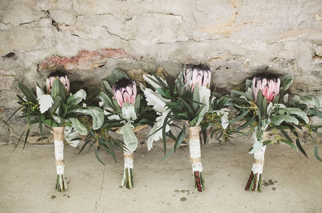 protea bouquets
