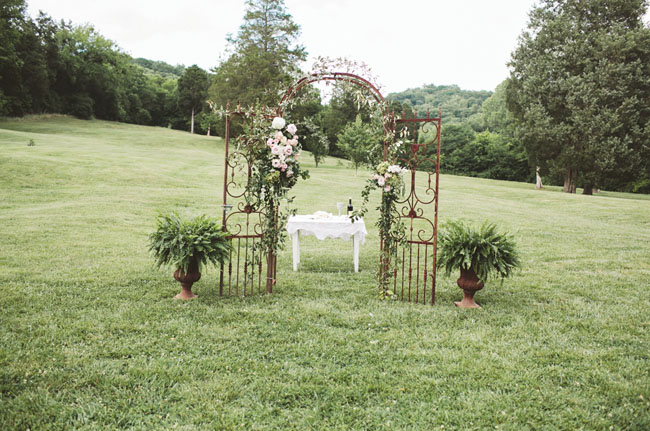archway arbor