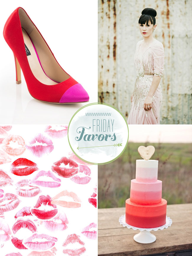 Pink Friday Favors